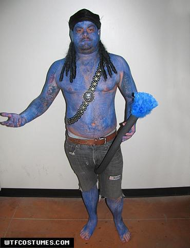 nice costume, guy